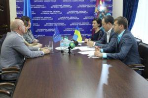 Запорожская область стала первым в Украине партнером программы