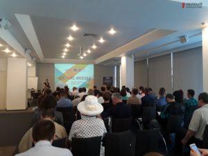 Бизнес, культура и образование: в Запорожье презентовали актуальные конкурсы на гранты и проекты Европейского Союза - ФОТО