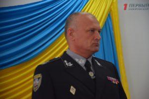 Экс-начальник полиции Луганска теперь будет контролировать преступность в Запорожье