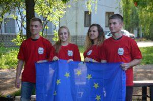 В Запорожье прошел интереснейший брейн-ринг о странах Евросоюза - ФОТО