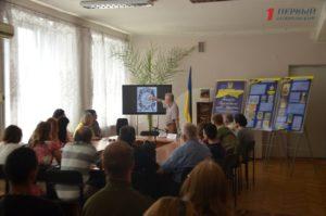 Игры, лекции, мастер-классы и море книг: в Запорожье впервые проходит масштабный фестиваль
