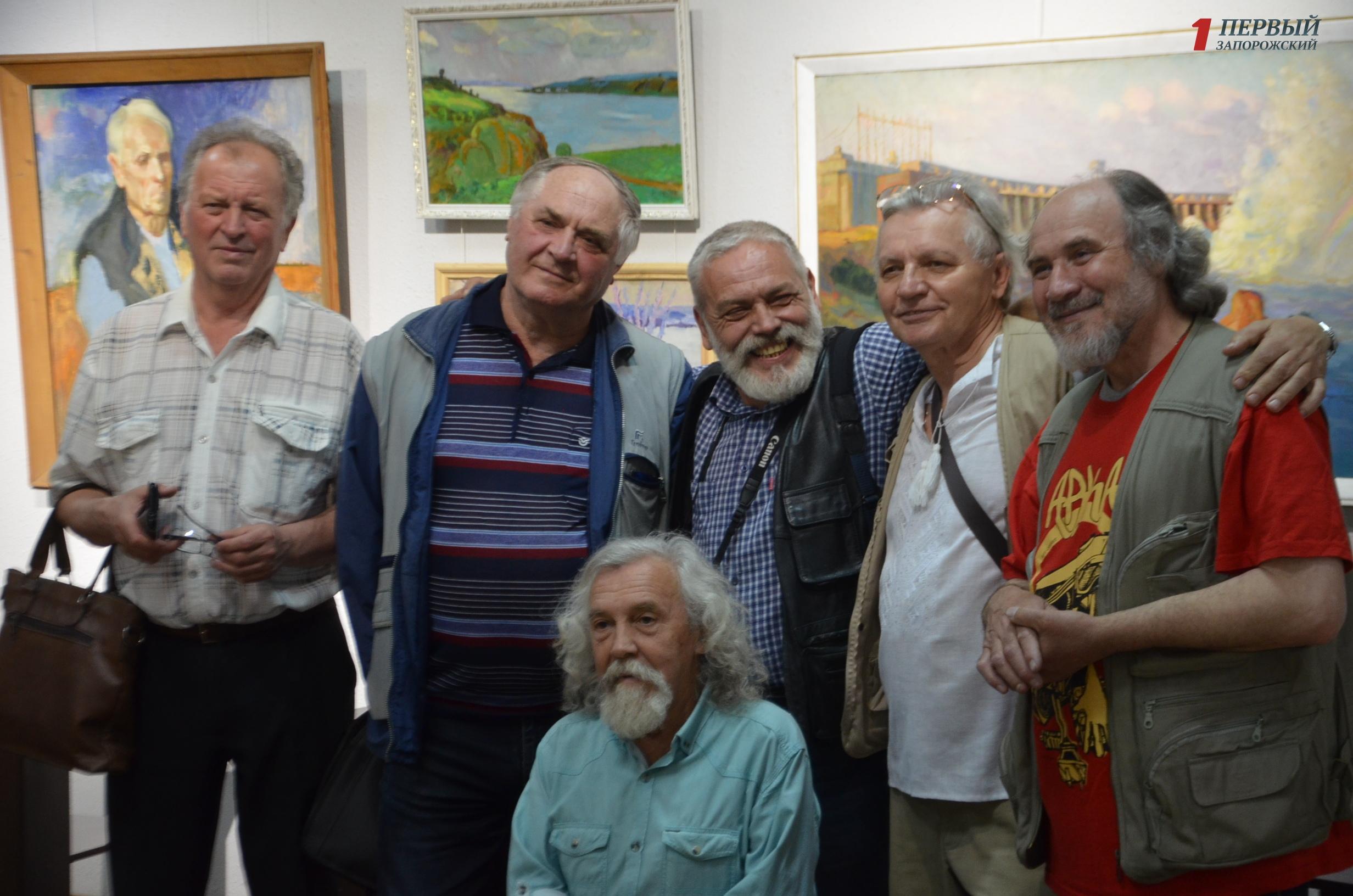 Художники со всей Украины будут изображать красоту Запорожья - ФОТО