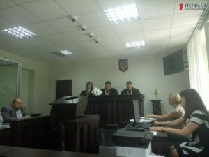 В Запорожье проходит подготовительное заседание по обвинению главврача ЗОКБ Игоря Шишки - ФОТО