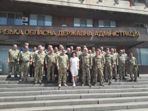 Генштаб ВСУ завершил проверку учета призывников в Запорожской области - ФОТО