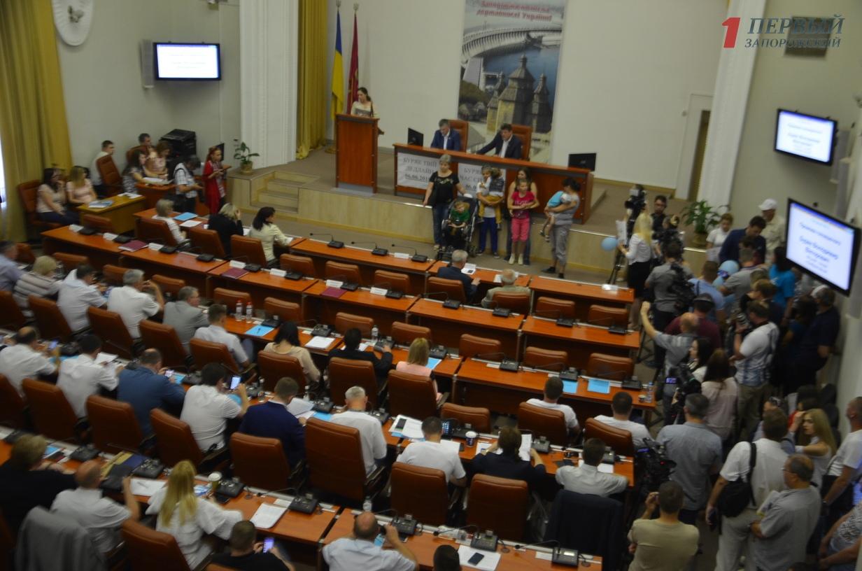 Запорожские депутаты требуют убрать «сбор на участие» для коммерсантов в ходе проведения городских уличных фестивалей