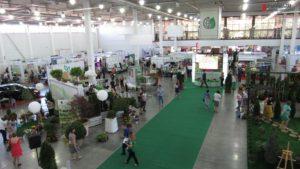 Красочные фотозоны, картины и инновационные проекты: в Запорожье открылась экологическая выставка - ФОТО, ВИДЕО