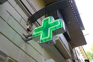 В Запорожской области двое парней пробрались ночью в аптеку