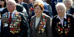 Ко Дню памяти и примирения и Дню Победы