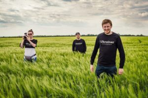 В Запорожье приехала экспедиция медиа-проекта Ukraїner – ФОТО