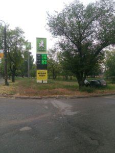 В Запорожье произошло ДТП в Заводском районе: есть пострадавшие – ФОТО