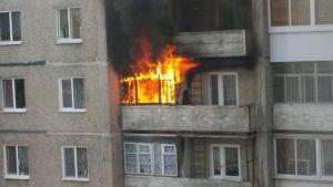 В одной из квартир Запорожья нашли труп мужчины