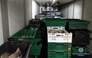 В Запорожской области задержали пятерых браконьеров, которые выставили на продажу 300 ящиков рыбы – ФОТО