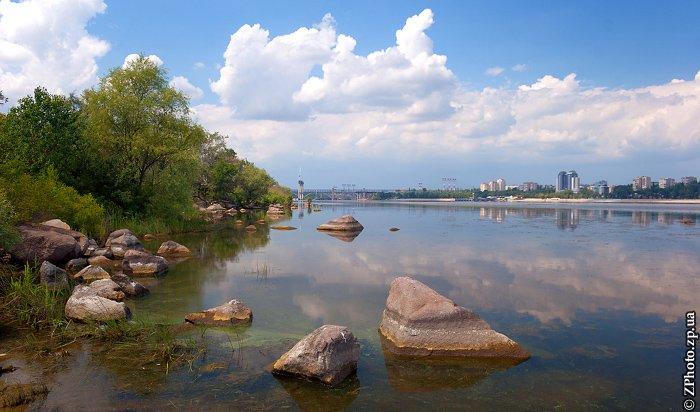 В Запорожье команда экспедиторов обнаружила в водах Днепра уникальную историческую находку - ФОТО