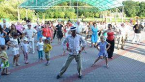 Запорожцев приглашают на бесплатный мастер-класс по танцам