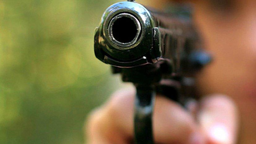 На запорожском курорте пьяный мужчина устроил стрельбу - ФОТО