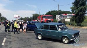 В Запорожье на Набережной произошло жуткое ДТП: двое погибших и пятеро пострадавших - ФОТО, ВИДЕО