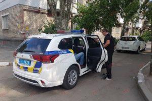 В Запорожской области пенсионерка угодила под колеса такси - ФОТО