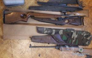 В Запорожье ликвидировали подпольный оружейный цех - ФОТО, ВИДЕО