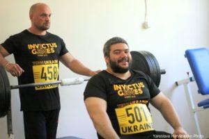 Запорожский доброволец отправится в Австралию, чтобы представлять Украину на спортивных соревнованиях Invictus Games