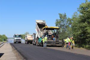 Запорожская область за полгода освоила только 17% выделенных средств на ремонт дорог
