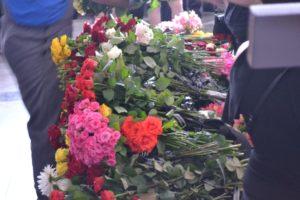 В Запорожье простились с Татьяной Пестовой, погибшей с дочкой в ДТП на Набережной - ФОТО