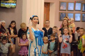 Сказочное представление и танцевальные конкурсы: в Запорожье отметили День защиты детей - ФОТО, ВИДЕО