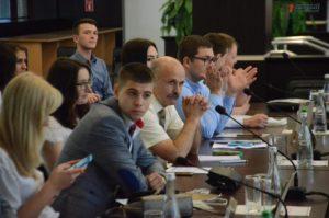В Запорожье подвели итоги Всеукраинского студенческого конкурса экологических проектов - ФОТО