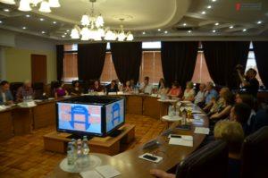В Запорожье состоялся социально-экономический совет, где обсудили вопросы дуального образования и нехватку кадров