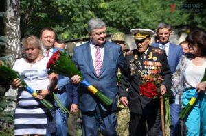 В Запорожье президент Украины наградил 100-летнего легендарного ветерана Залужного, который потерял внука в АТО - ФОТО, ВИДЕО