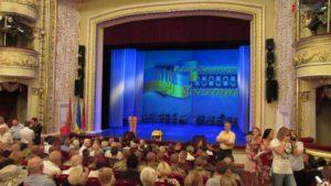 Торжественные поздравления и праздничный концерт: как в Запорожье начали отмечать День Конституции Украины - ФОТО, ВИДЕО