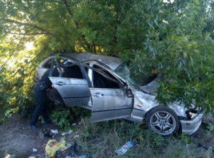 Суд избрал меру пресечения виновнику смертельного ДТП в Запорожье, в котором погибли женщина с дочкой