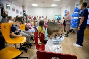 В Украине намерены создавать школы при детских больницах