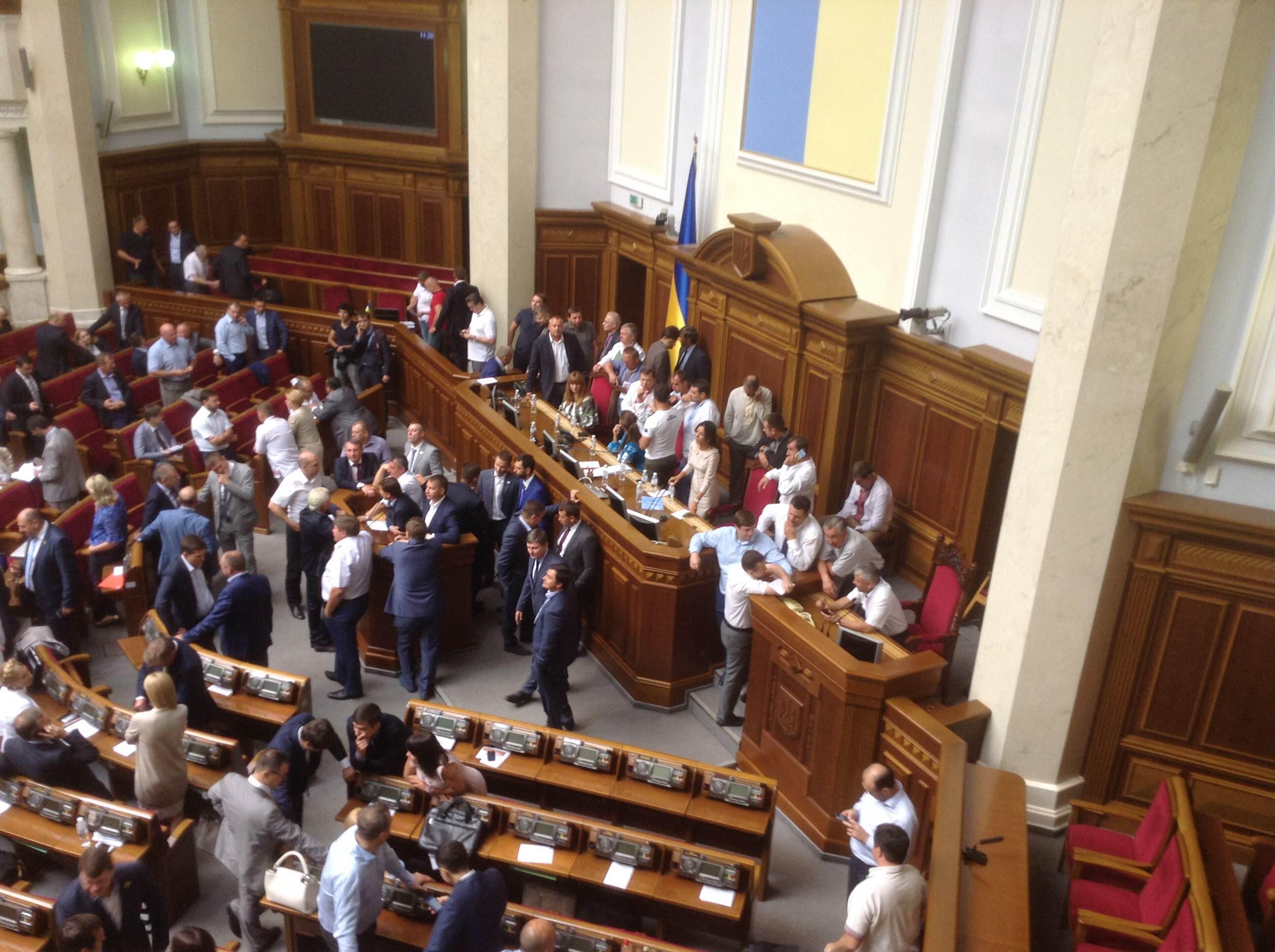 Запорожские нардепы рискуют лишиться неприкосновенности уже в этом созыве