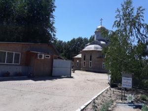 В Запорожской области грабители во время нападения на храм до смерти избили сторожа — ФОТО
