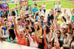 В эти выходные в Запорожье пройдет концерт, экстремальные развлечения и море музыки