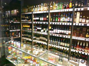 В Запорожье подорожали алкогольные напитки и сигареты