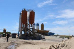 В Запорожской области полным ходом ведется строительство одной из самых мощных ветровых электростанций - ФОТО
