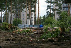 В Запорожье могут установить мораторий на застройку зеленых зон