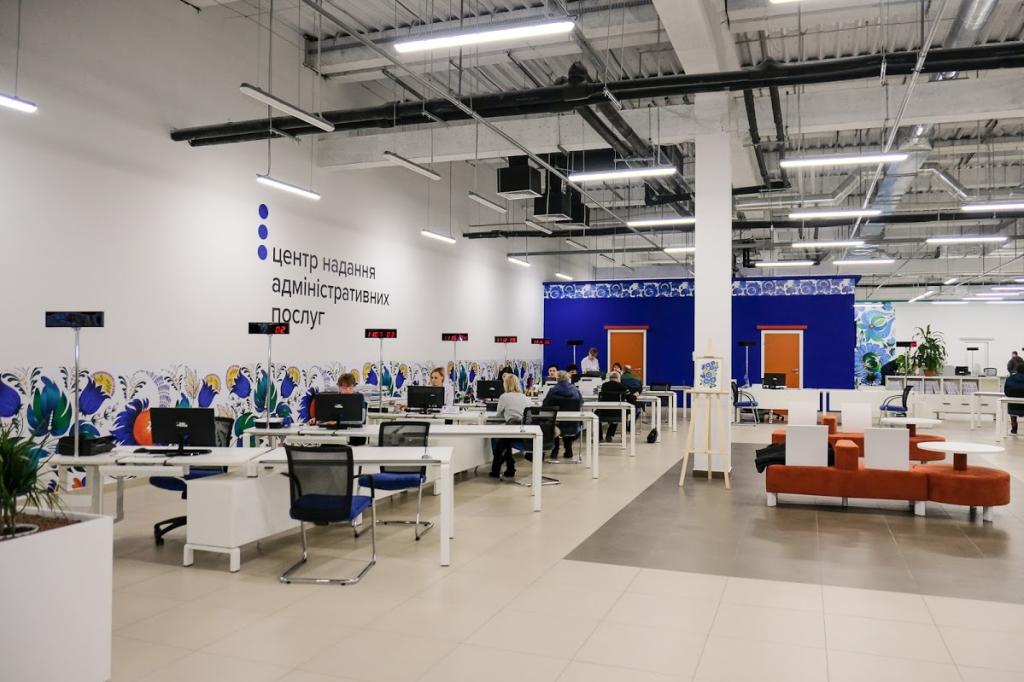Запорожская область получит мобильные офисы от правительства Германии