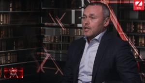 Запорожский бизнесмен Евгений Черняк не захотел работать в Кабмине - ВИДЕО