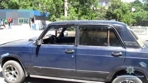В Запорожской области водитель на «Жигулях» перевозил мешками наркотическое сырье – ФОТО