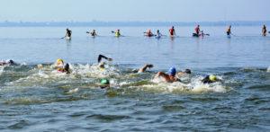 В Запорожье пройдет массовый заплыв через реку Днепр
