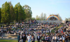 Караоке с Кондратюком и выступление легендарной группы: как в Запорожье отметят День металлурга
