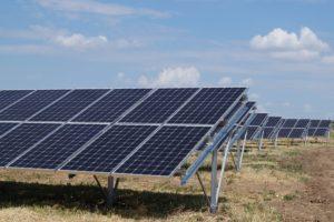 В Запорожской области строят солнечную электростанцию на 10 МВт - ФОТО