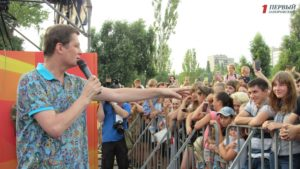 Запорожцы спели в караоке вместе с Игорем Кондратюком – ФОТО, ВИДЕО