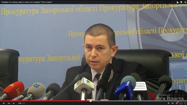 В ГПУ не спешат восстанавливать в должности зама прокурора Запорожской области, который выиграл суд и запросил компенсацию в полмиллиона гривен