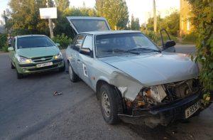 В Запорожской области произошло очередное ДТП - ФОТО