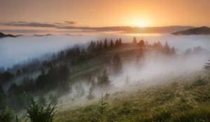 В горах Карпат нашли заблудившуюся туристку из Запорожья