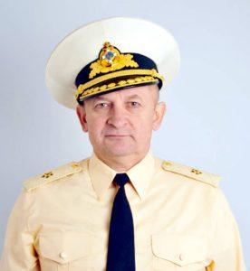 Скандальный запорожский академик-адмирал получил звание