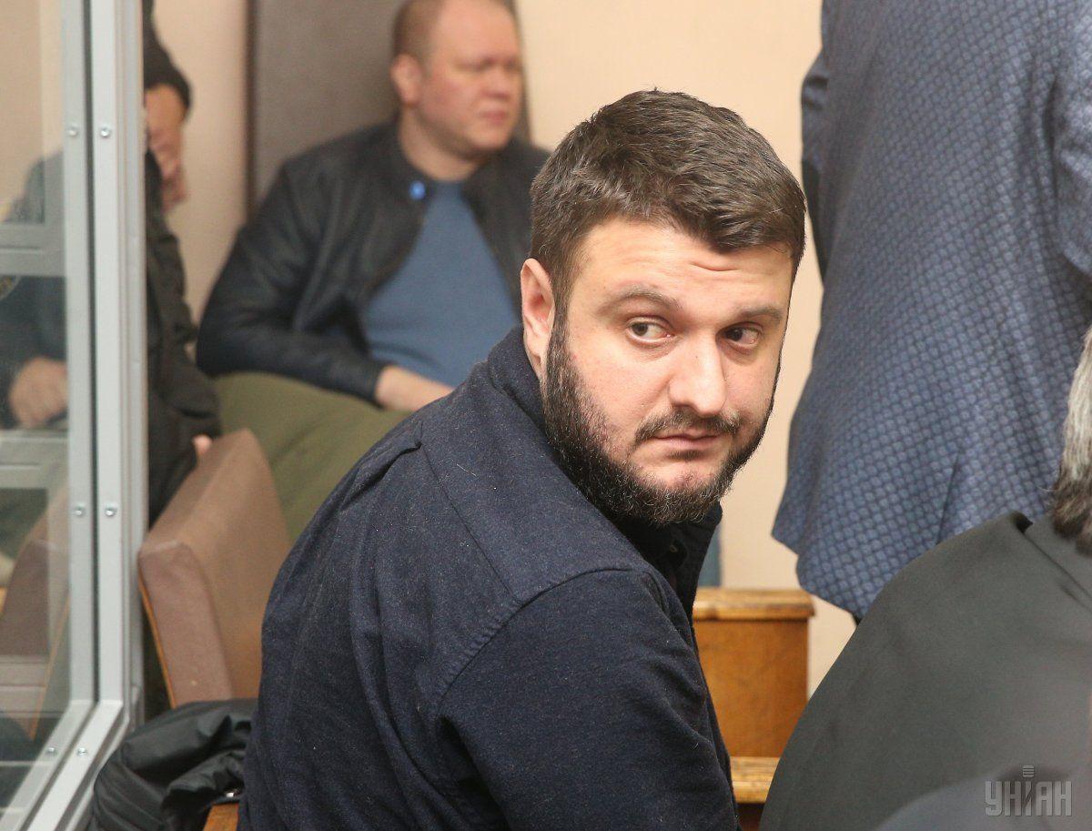 Cын Авакова заявил, что уголовное дело на него появилось только ради прослушивания главы МВД